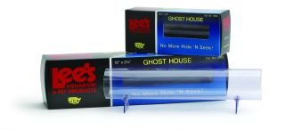 - Lee S Aquarium & Pet Products Ghost House 2x6.5 Inch - 11005