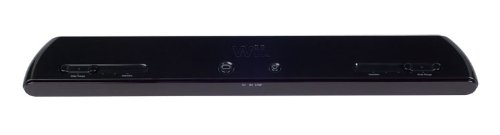 Wireless Ultra Sensor Bar for Wii - Black