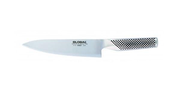 Compra Cuchillo Global G-55 Cocinero, 18 cms en Amazon.es