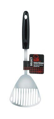 Chef Craft Stainless Steel Slotted Skimmer | 13-Inches Long | 3-Pack