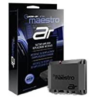 iDatalink Maestro AR Universal Amplifier Replacement Interface for select Chrylster and Ford Vehicles