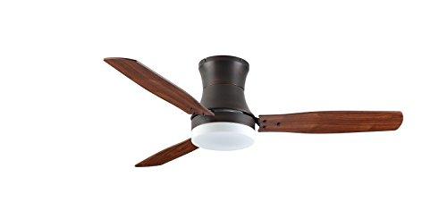 flush mount compact ceiling fan - 5