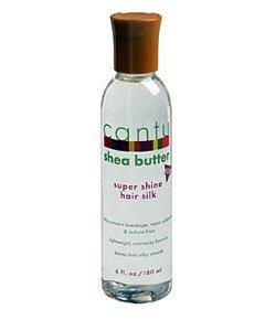 Cantu Shea Butter Super Shine Hair Silk, 6 fl oz