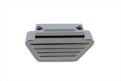 V-Twin 23-3029 - Rear Remote Master Cylinder Reservoir Billet (Cylinder Master Remote Rear Reservoir)
