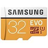 Samsung MicroSD EVO Series 100MB/s (U3) SDXC Memory Card with Adapter (MB-MP64GA) (64GB)