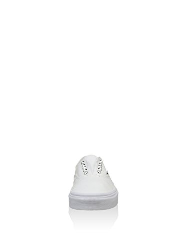 Vans Unisex Adults' Authentic Gore Low-Top Sneakers White (Studs/True White) FmkCfZ