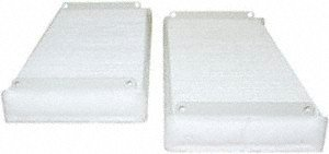 Hastings Filters AFC1147 Cabin Air Filter Element, (Set of 2)