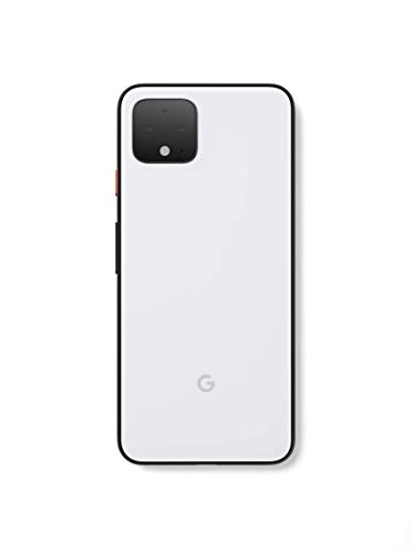 Google Pixel 4 XL - Clearly White - 128GB - Unlocked (Renewed)