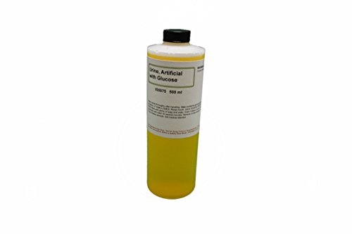 Innovating Science - Understanding Urinalysis - Demonstration of Urinalysis Techniques - Fluid with Glucose - 500mL