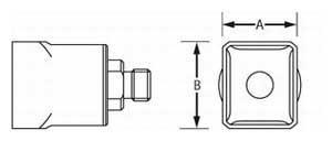 Weller Q06ホットエアノズル 15.0x10.0mm T0058727780  B009O1GT0Q