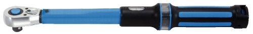 KS Tools 516.1412 1/4' ERGOTORQUEprecision Drehmomentschlüssel m.Drehknopf-Umsteck-