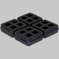 Vibration Isolation Pads - 4 Pack of Anti Vibration Pads 4