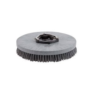 Tennant Brush, 16'' 46 Grit W/Plate 399242