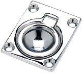 Seachoice Flush Ring Pull - Seachoice Flush Ring Pull