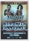 Roger Huerta; Clay Guida (Trading Card) 2009 Topps UFC - Fight Poster Review #FPR-TUF6