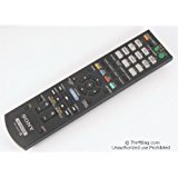 Sony RM-AAU071 HT-CT350 HT-CT350HP HT-SF470 HT-SS370 HT-SS370HP STR-DH510 STR-DH510R STR-KS370 Remote Control