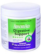 AbsorbAid Digestive Support (Plant Enzyme Powder) 3.5 oz (100g) by Nature's Sources