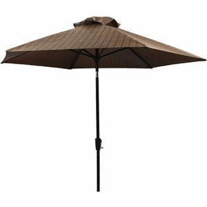 9 39 Parkview Patio Umbrella Patio Umbrellas Patio Lawn Garden