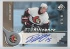 Dany Heatley #77/100 (Hockey Card) 2005-06 SP Game Used Edition - SIGnificance - [Autographed] #S-DH