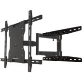 ld Thinnest Articulating Arm for 13 in. to 65 in. Flat Panel Screens with Double Stud Wall Plate for Attaching Two Studs On Centers ()