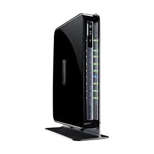 NETGEAR 300+450Mbps対応 ワイヤレス・デュアルバンド・ギガビットルーター WNDR4300-100JPS
