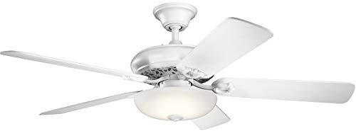 Minka-Aire F534L-ORB, Lun-Aire 54 LED Ceiling Fan, Oil Rubbed Bronze Finish with Dark Pine Blades
