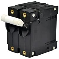 TE CONNECTIVITY / POTTER & BRUMFIELD W68-X2Q12-25 CIRCUIT BREAKER, HYD-MAG, 2P, 277V, 25A