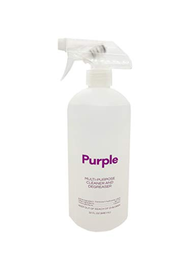 - Alkaline Water Solution - Purple - Multi-Purpose Cleaner - 32oz Bottle 2 Pack