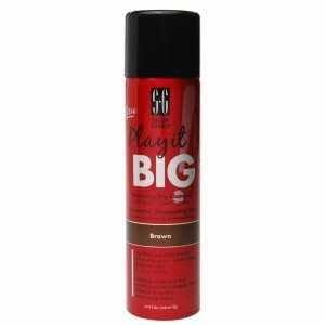 Salon Grafix Play It Big Volumizing Dry Shampoo for Brown Hair, Travel Size 1.7 oz by Salon Grafix