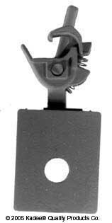 "HO Multi-Purpose Coupler, 25/64"" Underset (2pr) by Kadee Qualtiy Products, CO."