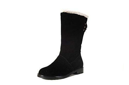 BalaMasa  Abl09439, Sandales Compensées femme - Noir - noir,
