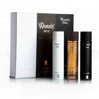 Woody Mix by Arabian Oud (3.3 Oz) Eau De Parfum Spray Set