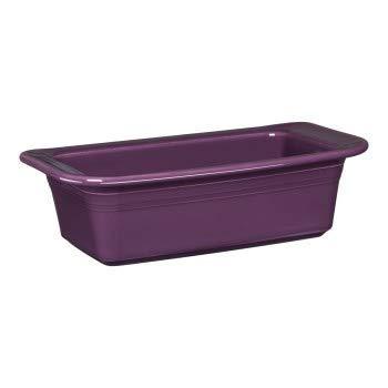 Fiesta 11'' x 6'' Bread Loaf Pan - Mulberry Purple