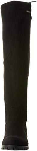 Du Au Noir Jeans Bottes black Amy Genou Pepe Hight 999 Femme dessus wz6YTxYIq