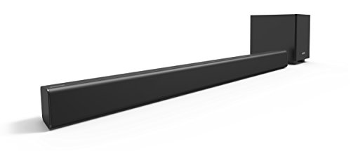 Price comparison product image Sanyo FWSB415E 2.1-Channel Soundbar (Certified Refurbished)