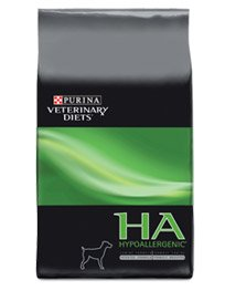 Purina Veterinary Diets Canine HA Hypoallergenic Dry Dog Food 16.5 lb bag, My Pet Supplies