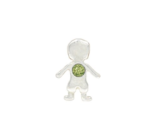 Boy August Birthstone Charm by iPops (Boy August Birthstone Charm)