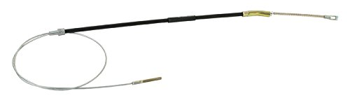 70 Parking Brake Cable (Empi 98-6902-B Emergency Parking Brake Cable For Vw Type 1 68-72, Each)