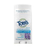 Tom's of Maine Natural Long-Lasting Deodorant Stick Laven...
