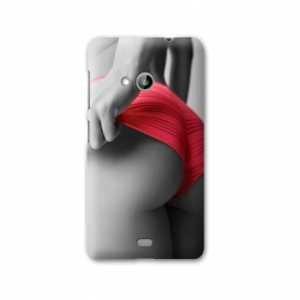Amazon.com: Case Carcasa Microsoft Lumia 550 Sexy - - tanga ...