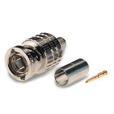 Canare BCP-C6HD 75 Ohm BNC Crimp Plug for L-6CHD-by-Canare ()