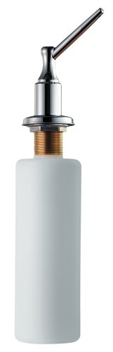 Plumb Craft 7635500N Soap and Lotion Dispenser, Chrome