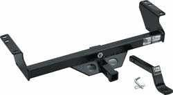 Putnam 55190 Volkswagen VW Trailer Towing Receiver Hitch with Hardware, Ball Mount, Pin & Clip - 2005-2010