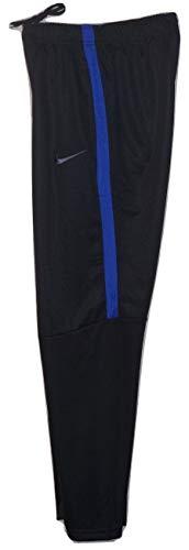 Nike Men's Epic Knit Training Pants (Small) Black/Blue by Nike (Image #1)
