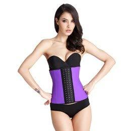 5b0264c86b HITSAN INCORPORATION Waist Cincher Women Body Shaper Modeling Strap  Postpartum Girdle Abdomen Slimming Belt Ladies Body