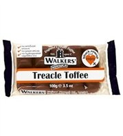 Treacle Toffee - Walkers Nonsuch English Toffee - Treacle 100g
