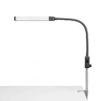 The Glamcor Mono Lamp, daylight LED lamp with a single arm and ...