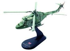 DE AGOSTINI 1:72 Westland Lynx AH-7 ...