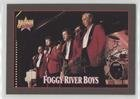 Foggy River Boys #/7,500 (Trading Card) 1992 Branson on Stage - [Base] - Gold Signature - Branson Kids