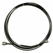 25 ft. Antenna Cable (LMR-240, RP-TNC Male to RP-TNC Male)